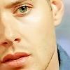 lou: close up of Dean's pretty, pretty face (SPN pretty Dean)