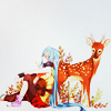 perfectworry: and in the spring I shed my skin and it blows away with the changing wind (flora and faun(a))