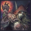sophronia_chaos: The Banshee Queen (Sylvanas, angry, World of Warcraft, female gamer)