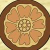 white_lotus: a white lotus Pai Sho tile (Default)