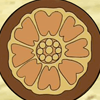 white_lotus: a white lotus Pai Sho tile (pic#542883) (Default)