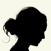 womanbyproxy: girl (silhouette)