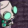 pyrokinesis: (Doomsong.)