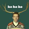 salutethepeople: Hugh; ho ho ho
