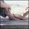 umadoshi: (comfortable feet)