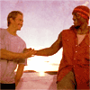 dirty_diana: brian and rome shake on it (brian and rome)