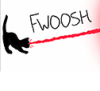 angelsaves: (laser cat)