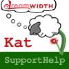 misskat: Kat, supporthelp (supporthelp sheep)