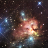 extemporanea: a picture of the Trifid Nebula (space - trifid nebula) (Default)