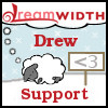 dreamatdrew: A dreamsheep badge, proclaiming Drew is a Support-type person. (Drew Werks Here.)