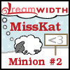 misskat: Dreamsheep in the snow, with MissKat on top and Minion #2 underneath (Dreamwidth Minion #2)