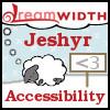jeshyr: Jeshyr - Dreamwidth Accessibility (Dreamwidth - Accessibility)