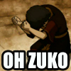 thingswithwings: zuko kneeling and holding his hands up to be cuffed; text: OH ZUKO (atla - zuko kneeling OH ZUKO)