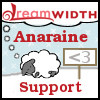 anaraine: A dreamsheep thinking of DW, with the name Anaraine and the title Support. ([dw] support)
