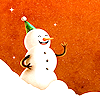 empty_marrow: (Snowman)