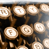 nancefics: (Typewriter Keys)