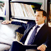 notgivingyourmoneyback: Harvey Specter sitting on couch in his office ([neu] working onna couch)