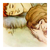 allofapiece: (Harry Potter: Ron/Hermione sleep)