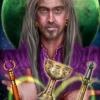 ilakubala: The Magician from the Gilded Tarot (The Magician)