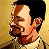 golden_avenger: (Side smirk)