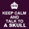 pixelmayhem: (Talk to the Skull)