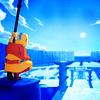 cofax7: Aang at the North Pole (ATLA - Aang pretty)