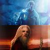 ohmorgans: {merlin/arthur}  • imaginary_lives (merlin   the gratest sorcerer)