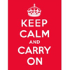 sasa: (Keep calm and carry on)