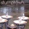 darkemeralds: Photo of a Simon Benson drinking fountain on a rainy sidewalk, Portland (Stumptown)