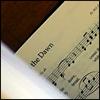 shimi: (sheet music)