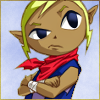 stealth_noodle: Wind Waker's Tetra is suspicious and disgruntled. (skeptical, tetra)
