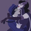baptizemyself: (Huntress: Huntress & the Question: Kiss)