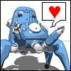 godlessmachine: Tachikoma! (GitS: Tachikoma ♥)