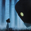 reaux: (iron giant painting)