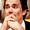 shadowfiction: Neal crying from the White Collar episode Point Blank (Neal crying)