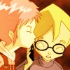 lyokoprincess: Happy Birthday Einstein (A Birthday Kiss ♥)