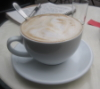 zing_och: a caffé latte I had in a cafe (Kaffee)