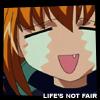 akainagi: (excel - life's not fair)