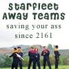 akainagi: (voyager - away teams)