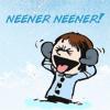 akainagi: (calvin & hobbes - neener neener!)