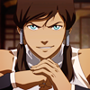 wishfulclicking: korra with cracking knuckles (lok: korra knuckle sandwich)