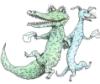fish12a: (крокодил)