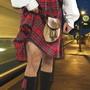 trapier: (A man in a kilt) (Default)