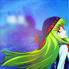 glossological: code geass; c.c.; official; (Default)