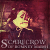 "jordannamorgan: Patrick McGoohan as Christopher Syn, ""The Scarecrow of Romney Marsh"". (Scarecrow)"