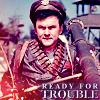 "jordannamorgan: Bob Crane as Col. Robert Hogan, ""Hogan's Heroes"". (Trouble)"