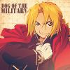 "jordannamorgan: Edward Elric, ""Fullmetal Alchemist"". (FMA Military)"