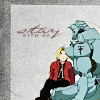 "jordannamorgan: Edward and Alphonse Elric, ""Fullmetal Alchemist"". (FMA Stay)"