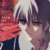 "jordannamorgan: Zero Kiryu, ""Vampire Knight"". (Zero Path of Blood)"