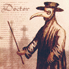 jordannamorgan: Illustration of a medieval Plague doctor. (Plague Doctor)